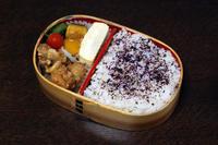 カジキの竜田揚げ - 庶民のショボい弁当