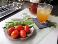 栗いんげん豆  - 楽しい わたしの食卓