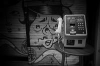 Public phone - Slow Photo Life