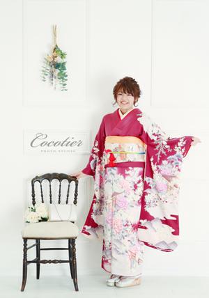 成人記念前撮り - Photostudio cocotier