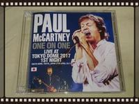 PAUL McCARTNEY / LIVE AT TOKYO DOME 2017 1ST NIGHT - 無駄遣いな日々