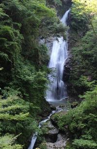 原不動滝 - 丹馬のきょうの1枚