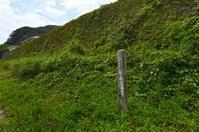 野坂の石垣 - ふらりぶらりの旅日記