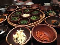 インサドンで精進料理    인사동 사찰요리 전문점 - Seoulの風だより
