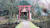 再訪したい場所)出水観音堂と近所の祠の有る古木 - アキバというより外神田