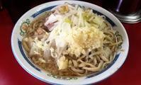 ラーメン二郎 目黒店 ラーメン小 - 拉麺BLUES