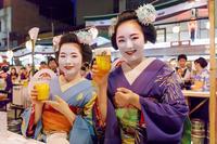 祇園祭2017 祇園祭ビアガーデン - 花景色-K.W.C. PhotoBlog