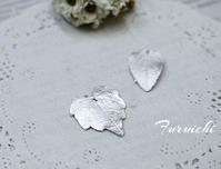 アートクレイシルバーでプレゼント制作♪ - Silver clay Ru*  手軽にできるシルバーアクセサリー