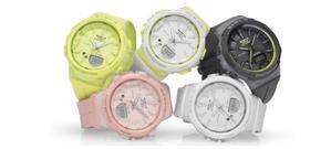 カシオBABY-Gの新モデル「BGS100」が8月に発売 - ブランド腕時計ガイド