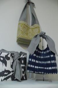 いろいろトート - 「lam」バッグ製作と日々のくらし・・・