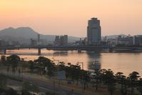 山陰ばかっ旅 松江の朝 - 山猫を探す人Ⅱ