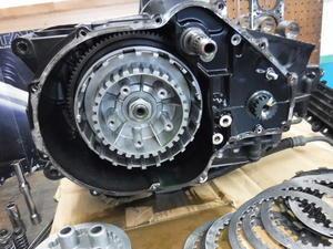 GPZ900R A11のエンジンフルオーバーホール・・・その3 - moriyamaengineeringブログ