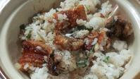 鰻(中国産・養殖)とミョウガのひつまぶし - 毎日がワイン日和