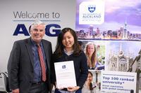 大学入学希望者必見!ACGから嬉しいニュースです☆ - ニュージーランド留学とワーホリな情報