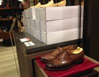 【SALE】まだまだ続くよセールキーパー【在庫僅少】 - 銀座三越5F シューケア&リペア工房<紳士靴・婦人靴・バッグ・鞄の修理&ケア>