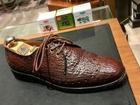 【Allen Edmonds】変わった革のお手入れには - 銀座三越5F シューケア&リペア工房<紳士靴・婦人靴・バッグ・鞄の修理&ケア>