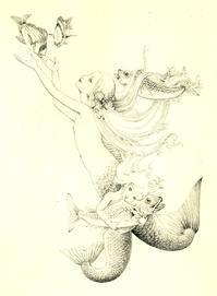 ドロシー・P・ラスロップ画の人魚姫② - Books