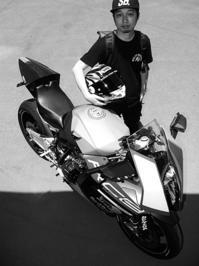 加藤 ノブキ & KTM 1190 RC8(2017.06.04) - 君はバイクに乗るだろう