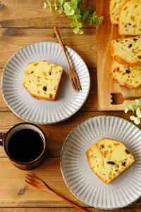 フルーツパウンド - choco cafe* パン教室