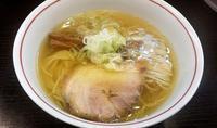 ラーメン颯人 しおらーめん - 拉麺BLUES