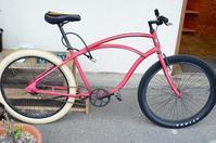 自転車通勤18km・・・の巻 - 館林の完全お一人様専用 くつろぎの美容室 ぱ~せぷしょんの ウェブログ