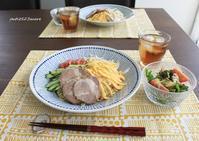 冷やし中華ランチ - 男子高校生のお弁当