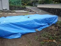ウッドデッキ作成DIY(自作) - 名古屋市の不動産情報をお届けします。大丸屋不動産:古民家再生中!