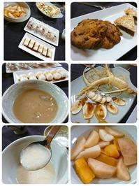 夕食は「チムタッ」 - 今日も食べようキムチっ子クラブ (我が家の韓国料理教室)