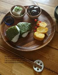 7.28 今日の朝ごはん - YUKA'sレシピ♪