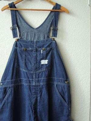 70S SEARS DENIM OVERALL--RECOMMEND-- - 38CLOTHING BLOG