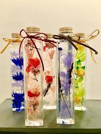 ハーバリウムのご紹介 - ~ Flower Shop D.STYLE ~ (新所沢パルコ・Let's館1F)