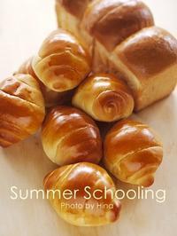 楽しい♪ 製パンの実習でした - Cucina ACCA