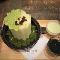 銀座「SALON GINZA SABOU 」ミニマルが美しい和スウィーツ - 美・食・旅のエピキュリアン