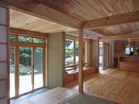 みっつのまど竣工 - 安曇野建築日誌