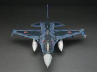 ハセガワ 1/72 三菱F-2B 完成品 - DNF