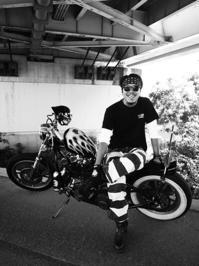RATSmc.president 秋山 正太 & Harley-Davidson FX(2017.07.19) - 君はバイクに乗るだろう