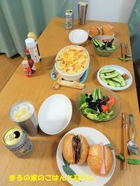 ローストビーフリメイクの日、手抜き素麺の日 - まるの家のごはんと暮らし
