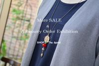 """More SALE & Accessory Order Exhibition...7/29sat"" - SHOP ◆ The Spiralという館~カフェとインポート雑貨のある次世代型セレクトショップ~"