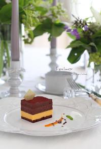 エキノクス - フランス菓子教室 Paysage Calme