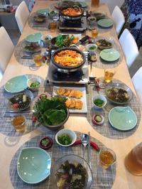 「チーズタッカルビクラス」スタート - 今日も食べようキムチっ子クラブ (我が家の韓国料理教室)