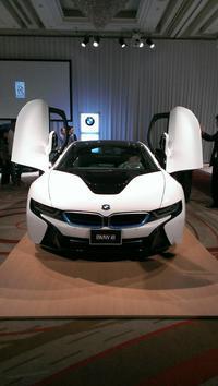 BMW I8 かっこいい! - 髪質改善専門サロン SWEET BEACH