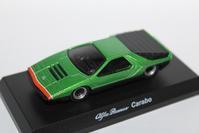 1/64 Kyosho Alfa Romeo 3 Carabo - 1/87 SCHUCO & 1/64 KYOSHO ミニカーコレクション byまさーる
