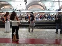 """注意!「メトロA線一部閉鎖:2017 7/31 - 9/3」"""" ~ ローマに来るひと ~ - ROMA  - PhotoBlog"""