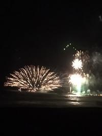 鴨川の花火 - TOMOの日記