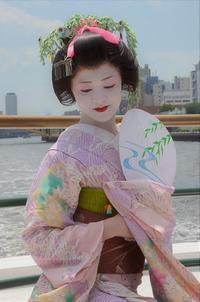 ミスチルの「HANABI」で隅田川花火大会 - 雲母(KIRA)の舟に乗って