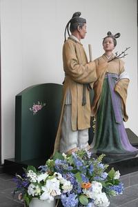 高岡万葉歴史館「大伴家持とともに」の日 - シェーンの散歩道