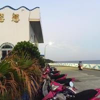 2017台湾@緑島の旅15. 再びの朝日温泉でご来光を浴びる - Villa Il-Vento イル・ヴェント別館