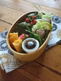 7.30 千切りキャベツの豚肉巻き弁当 - YUKA'sレシピ♪