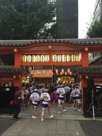 祭りばやしをBGMに季節の食材を愉しむ - 「連」@神楽坂 - きまぐれPressのGlamourize Days