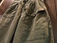 神戸店8/2(水)ヴィンテージ入荷! #1WWⅡ War Aid Jungle Pants! US.Army Item!!! - magnets vintage clothing コダワリがある大人の為に。